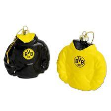 BVB Christbaumkugeln Baumschmuck Hoodie (2er-Set)  Borussia Dortmund