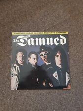 The damned vinyl