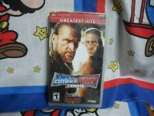 PSP Wwe Smackdown Vs. Raw 2009  Game