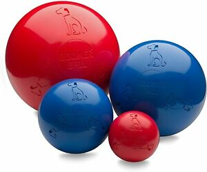 Herding Ball Indestructible Puncture Proof Durable Tough Dog Puppy Toy exercise