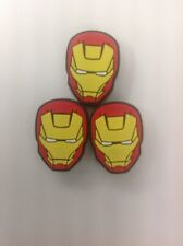 *NEW* SET OF 3 SUPER HEROES SILICONE VIBRATION DAMPENERS FOR TENNIS RACQUETS
