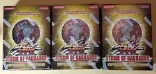 3x Storm of Ragnarok YuGiOh TCG 5D English Special Edition SE Box FACTORY SEALED