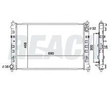 Radiator Reach Cooling 41-2330 fits 00-01 Mazda MPV