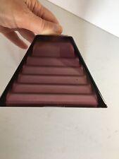 Purple Glass Pendant Track Lighting Lamp Light Shade