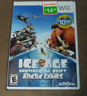 Ice Age: Continental Drift - Arctic Games (Nintendo Wii, 2012)