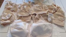8 Mastectomy Bras 38DDD Almost U  Pocketed for Prosthesis  Brand New W Tags