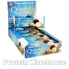 Quest Nutrition Coconut Supplemental Energy Bars & Shakes