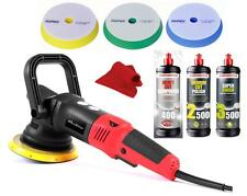 Kit de Lustrage DAS6 Pro Plus - Rupes - Menzerna - 230V