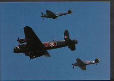 Military Aviation Postcard - The Battle of Britain Memorial Flight   MB2496