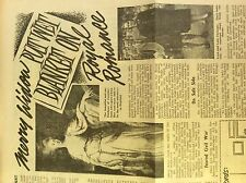 m3b ephemera 1959 article lord carnegie baby 19th in line to the throne