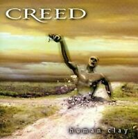 CREED 'HUMAN CLAY' CD NEU