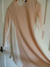 Atmosphere Polyester Long Sleeve Dresses Midi