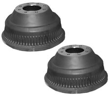 """Pair Set of 2 Rear Brake Drums ACDelco For Chevy C30 GMC P35 13"""" x 3-1/2"""" Brakes"""