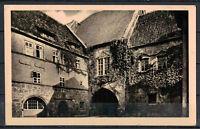 Ansichtskarte - Mühlhausen - Thüringen - Rathaus - 09.02.1955