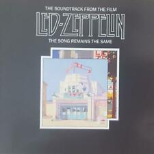 The Soundtrack From The Film Led Zeppelin The Song Remains The Same