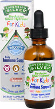 Sovereign Silver Kids 2 oz dropper
