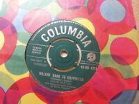 "Helen Shapiro – Walkin' Back To Happiness 1961 7"" Columbia DB 4715"