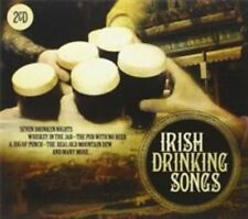 Irish Drinking Songs 0698458759924 by Various Artists CD