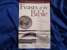 "ROSE ""FEASTS OF THE BIBLE"" TEN PANEL FOLD OUT CHART-NEW"