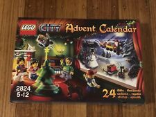 LEGO City Advent Calendar (2824) - Unopened and Mint Condition