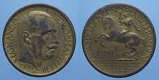 REGNO D'ITALIA VITT. EMANU. III BUONO DA 2 LIRE 1928 ESPOSIZIONE DI MILANO qSPL