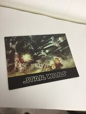 Star Wars Souvenir Program A New Hope Near Mint Gorgeous Book See Pictures