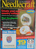 NEEDLECRAFT mag Apr/May 1991 - No.1 - First ever Issue! - Start Needlepoint