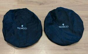 Venicci Rear Wheel Covers