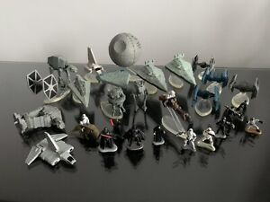 Star Wars Micro Machines 90s Imperials. Ships & Figures bulk lot