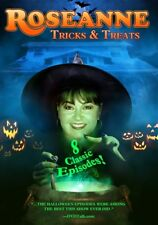 ROSEANNE TRICKS & TREATS New Sealed DVD 8 Halloween Episodes