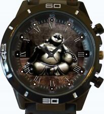 Laughing Budha New Gt Series Sports Wrist Watch FAST UK SELLER