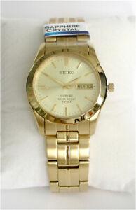 Seiko SGGA62P1 Sapphire 100M  Herrenuhr Armbanduhr NEU und OVP