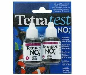 Tetra TEST No2/N02 nitrite refill bottles WATER QUALITY TEST KIT * LIMITED STOCK