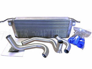 Greddy Type-28E Turbo Intercooler Upgrade w/ Pipes for 16-20 Civic Si/Sport 1.5T