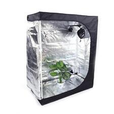 """48""""x24""""x60"""" Grow Tent 100% Reflective Mylar Hydroponic For Indoor Plant Grow"""