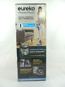 Eureka NEC122A Power Plush 2-in-1 Stick Rechargeable Cordless Vacuum Cleaner NIB