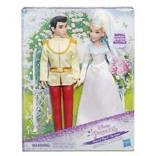 Disney Princesa Cenicienta Encantador Boda Muñeca Colección Royal Juego