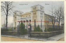 Lincolnshire Boston Wesleyan Chapel Vintage Postcard 11.9