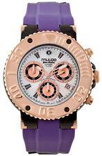 Mulco Unisex MW3-70602-055 Fashion Analog Swiss Movement Silicone Band Watch