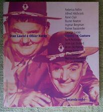 Stan Laurel e Oliver Hardy - serie L'Unità e il Castoro cinema