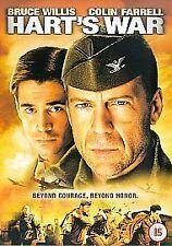DVD - HARTS WAR