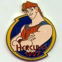 Disney DS Countdown to the Millennium Series #19 Hercules  Pin