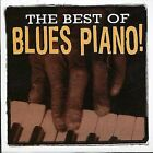 V/A-Best Of Blues Piano-`Roosevelt Sykes,Leroy Carr,Peetie W (US IMPORT) CD NEW