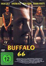 DVD NEU/OVP - Buffalo 66 - Vincent Gallo, Christina Ricci & Mickey Rourke
