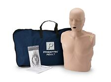 Prestan Manikin CPR AED Training Manikin Adult w/Monitor Mid Tone PP-AM-100M-MS