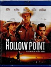 THE HOLLOW POINT NEW FACTORY SEALED Blu-ray Wilson McShane FREE SHIP TRACK US