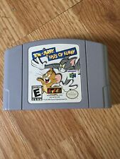 Tom and Jerry in Fists of Furry (Nintendo 64, 2000)
