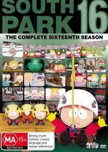 South Park - Season 16 DVD