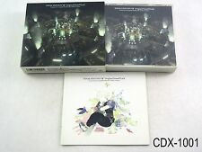 Final Fantasy VII 7 Original Soundtrack Music CD 4CD Japan Import OST US Seller