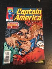 Captain America#19 Incredible Condition 9.0(1999) Red Skull,Sharon Carter,Kubert